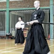 "KKDH Muso Shinden Ryu Koryu Seminar - Day 2 - 2014, 6th of July • <a style=""font-size:0.8em;"" href=""http://www.flickr.com/photos/79161659@N07/14661647915/"" target=""_blank"">View on Flickr</a>"