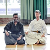 """KKDH Muso Shinden Ryu Koryu Seminar - Day 2 - 2014, 6th of July • <a style=""""font-size:0.8em;"""" href=""""http://www.flickr.com/photos/79161659@N07/14475041839/"""" target=""""_blank"""">View on Flickr</a>"""