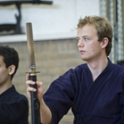 """Opendag_2013_iaido_51 • <a style=""""font-size:0.8em;"""" href=""""http://www.flickr.com/photos/79161659@N07/9725360404/"""" target=""""_blank"""">View on Flickr</a>"""