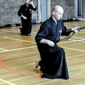 """KKDH Muso Shinden Ryu Koryu Seminar - Day 2 - 2014, 6th of July • <a style=""""font-size:0.8em;"""" href=""""http://www.flickr.com/photos/79161659@N07/14661324712/"""" target=""""_blank"""">View on Flickr</a>"""