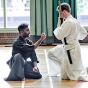 """KKDH Muso Shinden Ryu Koryu Seminar - Day 2 - 2014, 6th of July • <a style=""""font-size:0.8em;"""" href=""""http://www.flickr.com/photos/79161659@N07/14661309602/"""" target=""""_blank"""">View on Flickr</a>"""