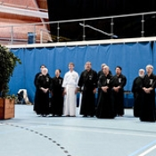 "008_Summer-Seminar-Iaido-05-08-2014_Willem Neuteboom • <a style=""font-size:0.8em;"" href=""http://www.flickr.com/photos/79161659@N07/14952567389/"" target=""_blank"">View on Flickr</a>"