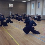 "Nieuwjaars Training Iaido 3-1-2015-WilcoPhotos • <a style=""font-size:0.8em;"" href=""http://www.flickr.com/photos/79161659@N07/15592418924/"" target=""_blank"">View on Flickr</a>"