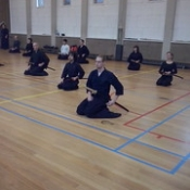 "Nieuwjaars Training Iaido 3-1-2015-WilcoPhotos • <a style=""font-size:0.8em;"" href=""http://www.flickr.com/photos/79161659@N07/16214028382/"" target=""_blank"">View on Flickr</a>"