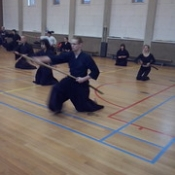 "Nieuwjaars Training Iaido 3-1-2015-WilcoPhotos • <a style=""font-size:0.8em;"" href=""http://www.flickr.com/photos/79161659@N07/16214028182/"" target=""_blank"">View on Flickr</a>"