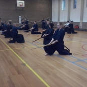 "Nieuwjaars Training Iaido 3-1-2015-WilcoPhotos • <a style=""font-size:0.8em;"" href=""http://www.flickr.com/photos/79161659@N07/16027308968/"" target=""_blank"">View on Flickr</a>"