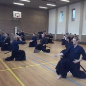 "Nieuwjaars Training Iaido 3-1-2015-WilcoPhotos • <a style=""font-size:0.8em;"" href=""http://www.flickr.com/photos/79161659@N07/16027467420/"" target=""_blank"">View on Flickr</a>"