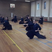 "Nieuwjaars Training Iaido 3-1-2015-WilcoPhotos • <a style=""font-size:0.8em;"" href=""http://www.flickr.com/photos/79161659@N07/16212936791/"" target=""_blank"">View on Flickr</a>"