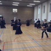 "Nieuwjaars Training Iaido 3-1-2015-WilcoPhotos • <a style=""font-size:0.8em;"" href=""http://www.flickr.com/photos/79161659@N07/16188945026/"" target=""_blank"">View on Flickr</a>"