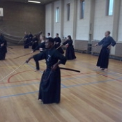 "Nieuwjaars Training Iaido 3-1-2015-WilcoPhotos • <a style=""font-size:0.8em;"" href=""http://www.flickr.com/photos/79161659@N07/15592418294/"" target=""_blank"">View on Flickr</a>"