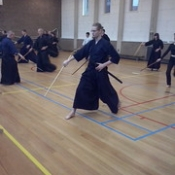 "Nieuwjaars Training Iaido 3-1-2015-WilcoPhotos • <a style=""font-size:0.8em;"" href=""http://www.flickr.com/photos/79161659@N07/16214028892/"" target=""_blank"">View on Flickr</a>"